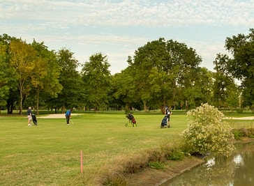 Blue Green Bordeaux-Lac Golf Club