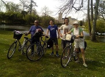 Bordeaux by bike