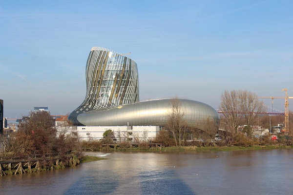 La Cité du Vin, a world of cultures
